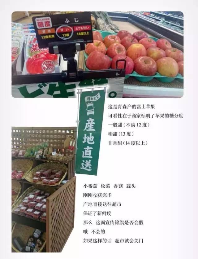 走进超市,看看日本的服务有多么细致 第2张