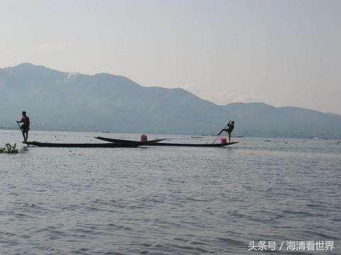 茵莱湖赏湖景,缅甸第二大湖Inle Lake!